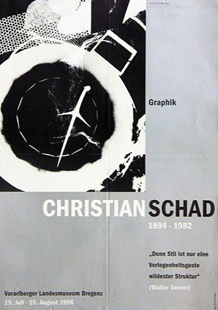 Luger Graphik - Christian Schad - Graphik