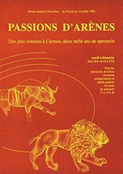 Anonym - Passions d'Arènes