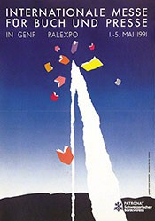 Cocchi Laurent - Messe für Buch und Presse