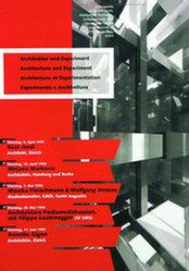 Frei Stefan - Architektur und Experiment