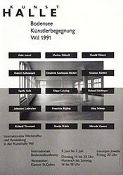Petraschke Thomas - Kunsthalle Bodensee - Div. Künstler