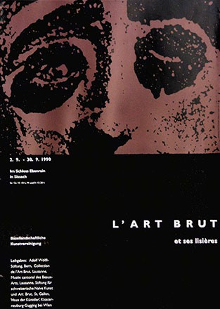 Hersberger Lorenz - L'art brut et ses lisières