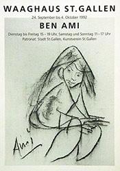 Anonym - Ben Ami