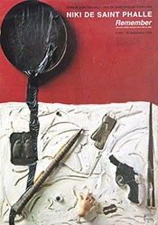 Anonym - Niki de Saint Phalle - Remember