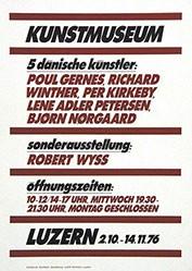 Ammann Judith - 5 dänische Künstler / Robert Wyss