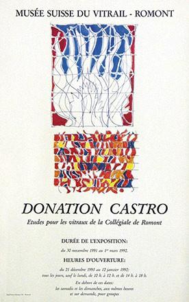 Anonym - Donation Castro