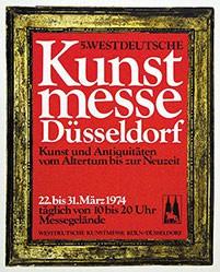 Anonym - Kunstmesse Düsseldorf