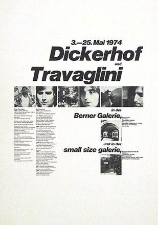 Anonym - Dickerhof und Travaglini
