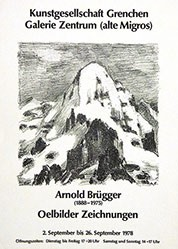 Brügger Arnold - Arnold Brügger