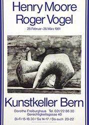 Ulli Pierre - Henry Moore / Roger Vogel