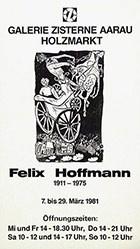 Anonym - Felix Hoffmann