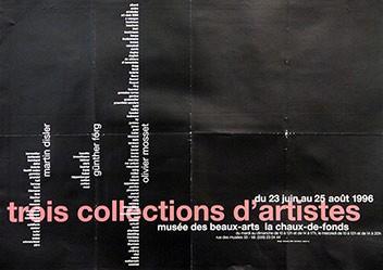 Lüthi Alexandre - Trois collections d'artistes