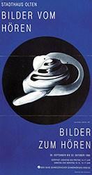 Zimmermann Peter - Bilder vom Hören
