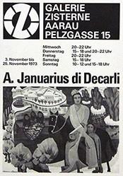 Anonym - A. Januarius di Decarli