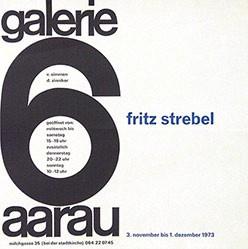 Anonym - Fritz Strebel