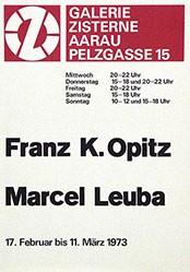 Anonym - Franz K. Opitz / Marcel Leuba