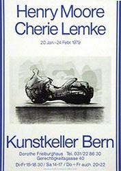 Ulli Pierre - Henry Moore / Cherie Lemke