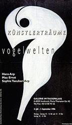 Arp Hans - Künstlerträume - Vogelwelten
