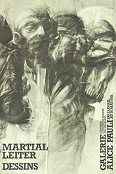 Anonym - Martial Leiter Dessins