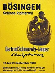 Anonym - Gertrud Schneuwly-Lauper
