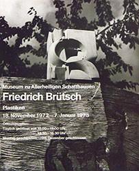 Anonym - Friedrich Brütsch