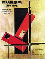 Evard - Evard - Galerie Suisse Paris