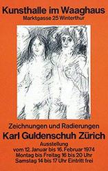 Anonym - Karl Guldenschuh Zürich
