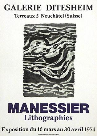 Anonym - Alfed Manessier