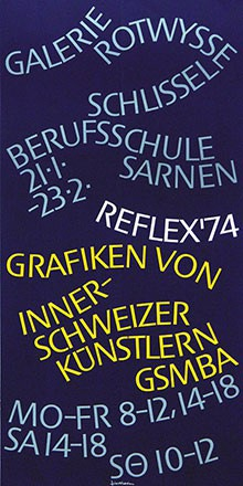 Diethelm - GSMBA - Innerschweizer Künstler