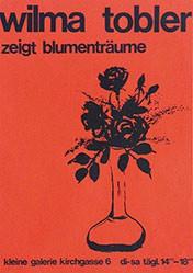 Anonym - Wilma Tobler zeigt Blumenträume