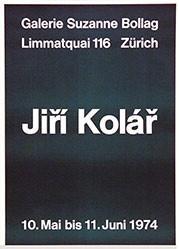Anonym - Jiri Kolar - Galerie Suzanne Bollag