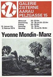 Anonym - Yvonne Mondin-Manz