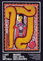Anonym - L'Art du Mithila