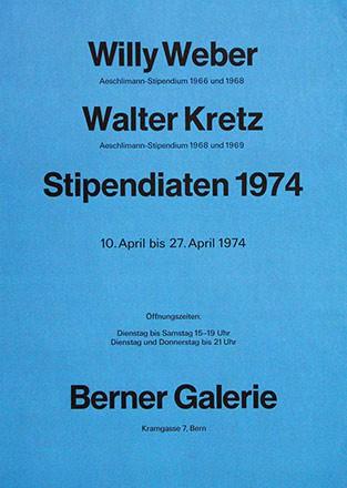 Anonym - Willy Weber / Walter Kretz