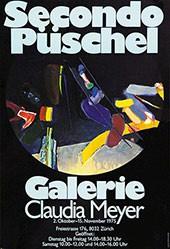Schmid Rolf - Secondo Püschel - Galerie Meyer