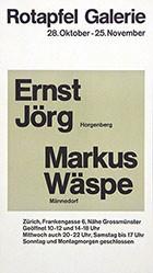 Anonym - Ernst Jörg / Markus Wäspe