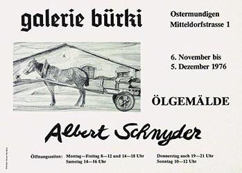 Anonym - Albert Schnyder