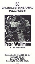 Anonym - Peter Wullimann