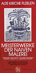 Werbestudio 3 - Meisterwerke der naiven Malerei