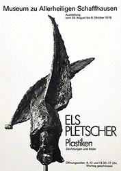 Anonym - Els Pletscher - Plastiken