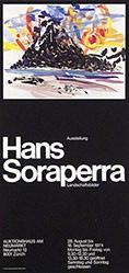 Anonym - Hans Soraperra Landschaftsbilder