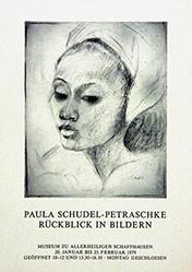 Anonym - Paula Schudel-Petraschke