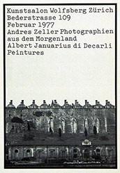Anonym - Andreas Zeller / Albert Januarius