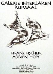 Stähli P. Atelier - Franz Fischer / Adrien Holy