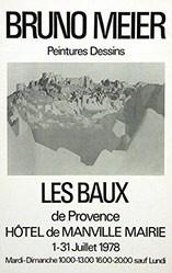 Anonym - Bruno Meier Les Baux de Provence