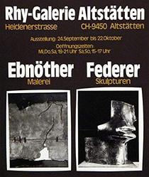Anonym - Ebnöther / Federer