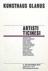 Anonym - Artisti Ticinesi