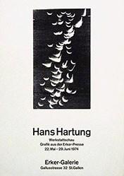 Anonym - Hans Hartung - Erker-Galerie
