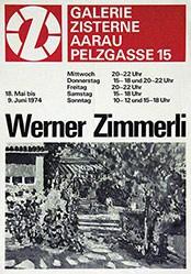 Anonym - Werner Zimmerli