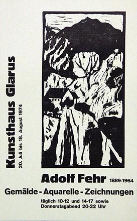 Anonym - Adolf Fehr
